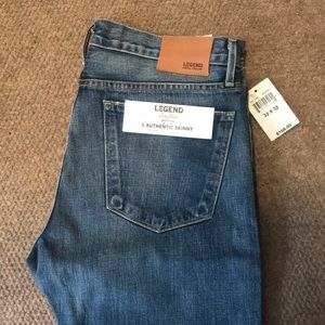 Lucky Brand Selvedge Jeans